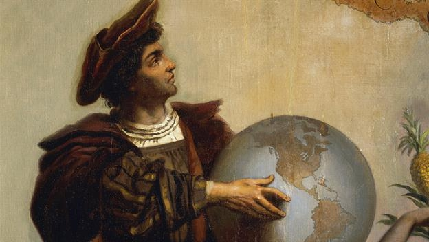 DISCOVERY OF WHOLE LOVE ON COLUMBUS DAY. COLUMBUS TRIED TO REACH INDIA BUT HE FAILED FOR HE NEVER CARRIED THIS GLOBE OR A COORECT MAP OF WORLD. SIMILARLY, MOST PEOPLE FAIL TO DISCOVER LOVE FOR THEY FAIL TO ACKNOWLEDGE ALL THE DIMENSIONS OF LOVE.