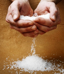 WHOLE  ANGEL  -  WHOLE  HARMONY  -  THE  COVENANT  OF  SALT :  THE  REALITY  OF  SALT  CANNOT  BE  DISCOVERED  BY  THE  STUDY  OF  ITS  CONSTITUENT  ELEMENTS . SALT  IS  ABOUT  EXPERIENCING  THE  HARMONIOUS  BLENDING  OF  PARTS  IN  WHICH  THE  NATURE  OF  PARTS  IS  TRANSFORMED .