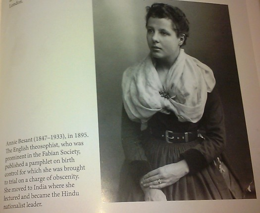 ANNIE BESANT - ANGEL OF INDIA.