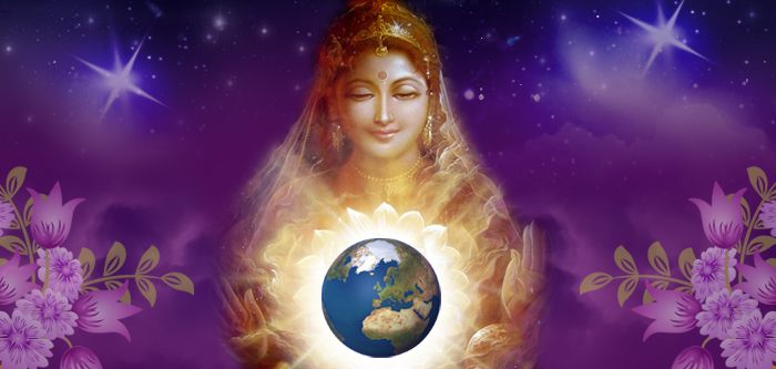 """THE  DIVINE  MOTHER  OF  LIFE,  ENERGY,  AND  KNOWLEDGE :  I  DESCRIBE  THE  CONCEPT  OF  """"WHOLE  ANGEL""""  AS  THE  HARMONIOUS  BLENDING  OR  COMING  TOGETHER  OF  ANGEL  OF  BEAUTY,  ANGEL  OF  MERCY,  AND  ANGEL  OF  KNOWLEDGE ."""