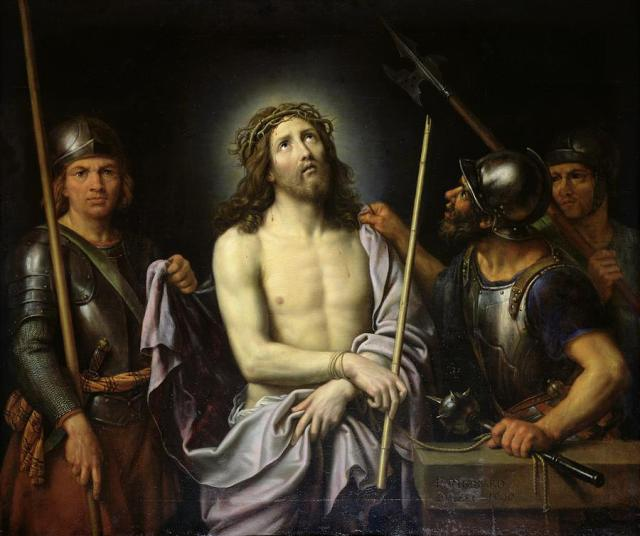ECCE HOMO - BEHOLD THE MAN - WILL THIS MAN GRANT BLESSINGS OF EQUAL TREATMENT AND EQUAL PROTECTION UNDER HIS SUPREME DIVINE LAW???