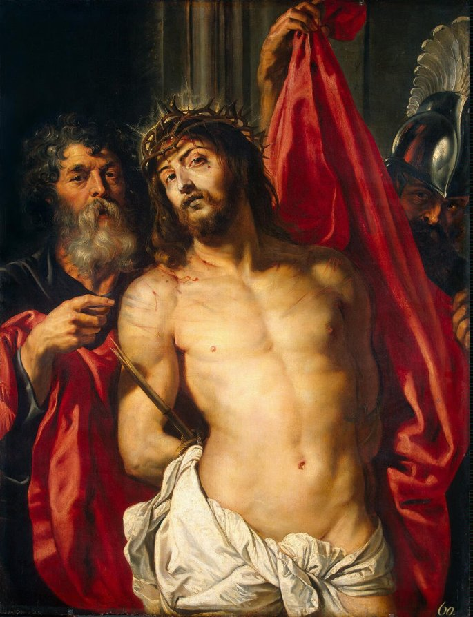 ECCE HOMO - BEHOLD THE MAN - WILL THIS SON OF MAN GRANT BLESSINGS OF LIBERTY TO SENIOR ALIEN????