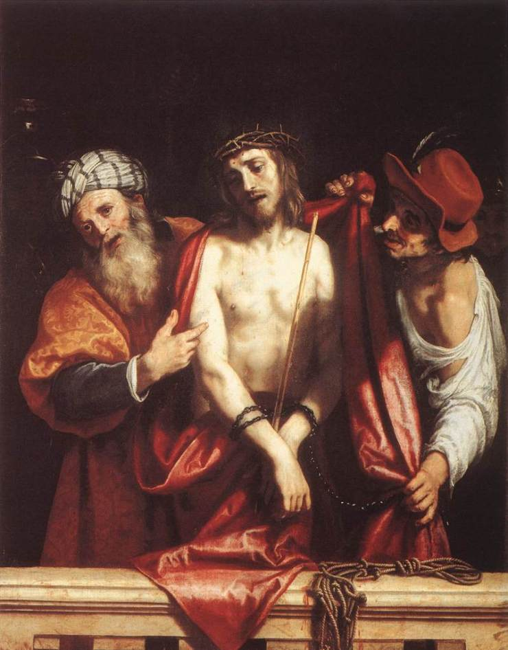ECCE HOMO - BEHOLD THE MAN - WILL THIS SON OF MAN DELIVER BLESSINGS OF MERCY TO SENIOR ALIEN AT HIS HEARING BY ADMINISTRATIVE LAW JUDGE SOCIAL SECURITY ADMINISTRATION????