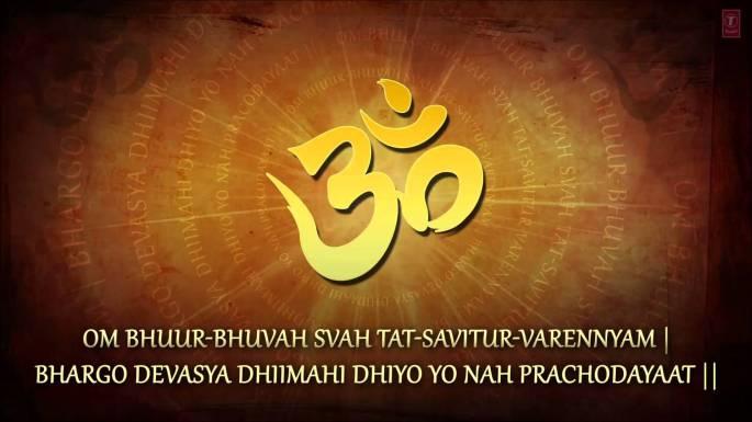 bharat darshan gayatri maha mantra