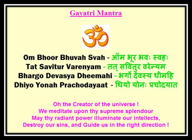 bharat darshan gayatri source of knowledge
