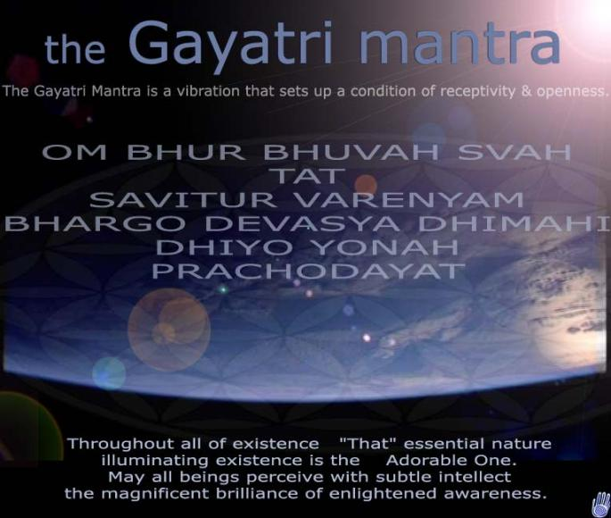 BHARAT DARSHAN - ILLUMINATION OF INTELLECT - GAYATRI MAHA MANTRA.