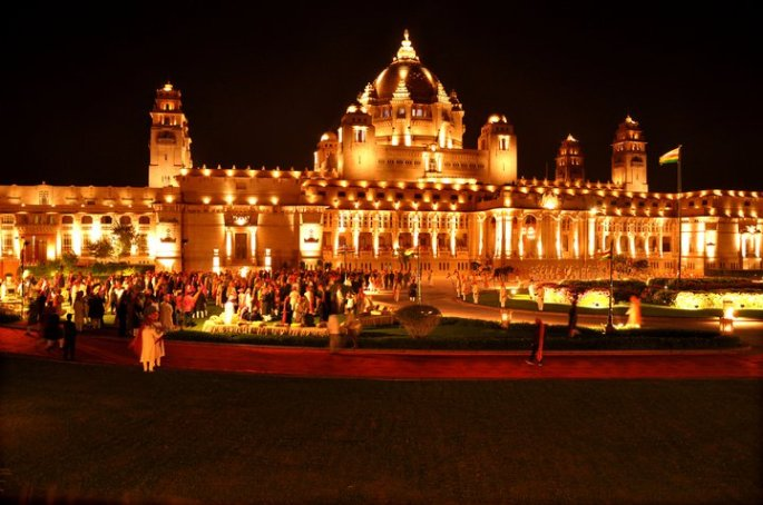 umaid bhawan palace jodhpur umaid bhawan palace located at jodhpur in ...