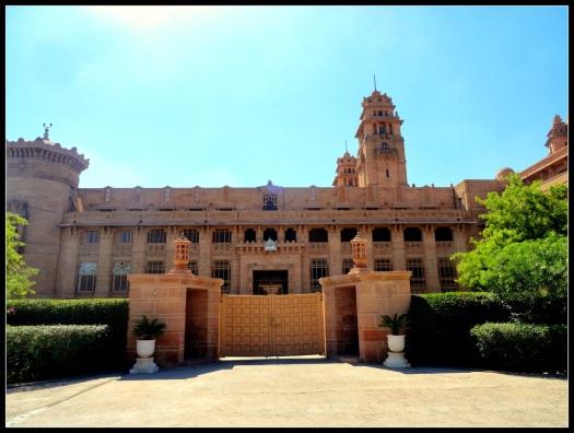 the poor. The palace Umaid Bhawan was originally called Chittar Palace ...