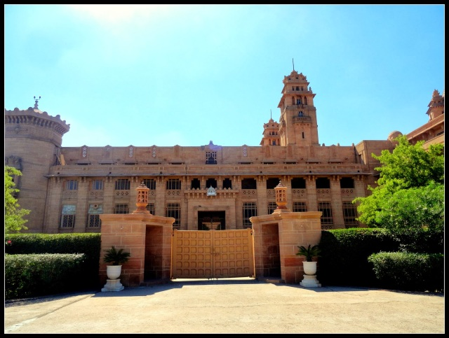 the poor. The palace Umaid Bhawan was originally called Chittar Palace ...