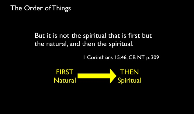 #25For25 NEW BEGINNING ARE YOU NAKED? GET IMPERISHABLE CLOTHING. The spiritual did not come first, but the natural, and after that the spiritual. 1 Corinthians 15:46.