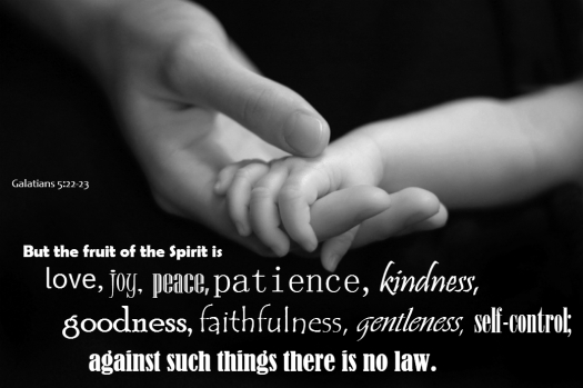 #25For25 NEW BEGINNING, FROM NATURAL TO SPIRITUAL EXISTENCE. FRUITS OF LIFE BY THE SPIRIT. GALATIANS, 5:22-23.