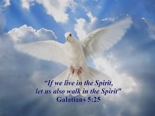 #25For25 NEW BEGINNING, FROM NATURAL TO SPIRITUAL, NEW ORDER OF EXISTENCE, LIVE BY THE SPIRIT, LIFE BY THE SPIRIT. GALATIANS 5:25.