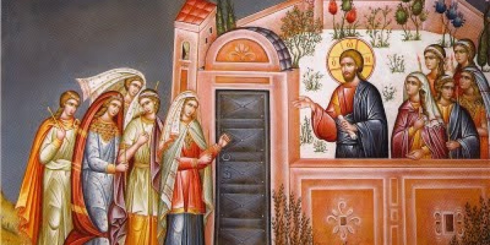 the wedding of the lamb � discovery of virgin bride