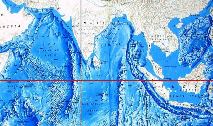 Bharat Darshan - Ram Setu - Law of Proportionality - Time and Distance Relationship. Length vs Width. Relationship between Lanka of Ramayan and Island nation Sri Lanka, a part of Indian Landmass that moved across Ocean due to Continental Drift.