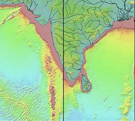 Bharat Darshan - Ram Setu - Law of Proportionality. Length vs Width. Time and Distance Relationship.