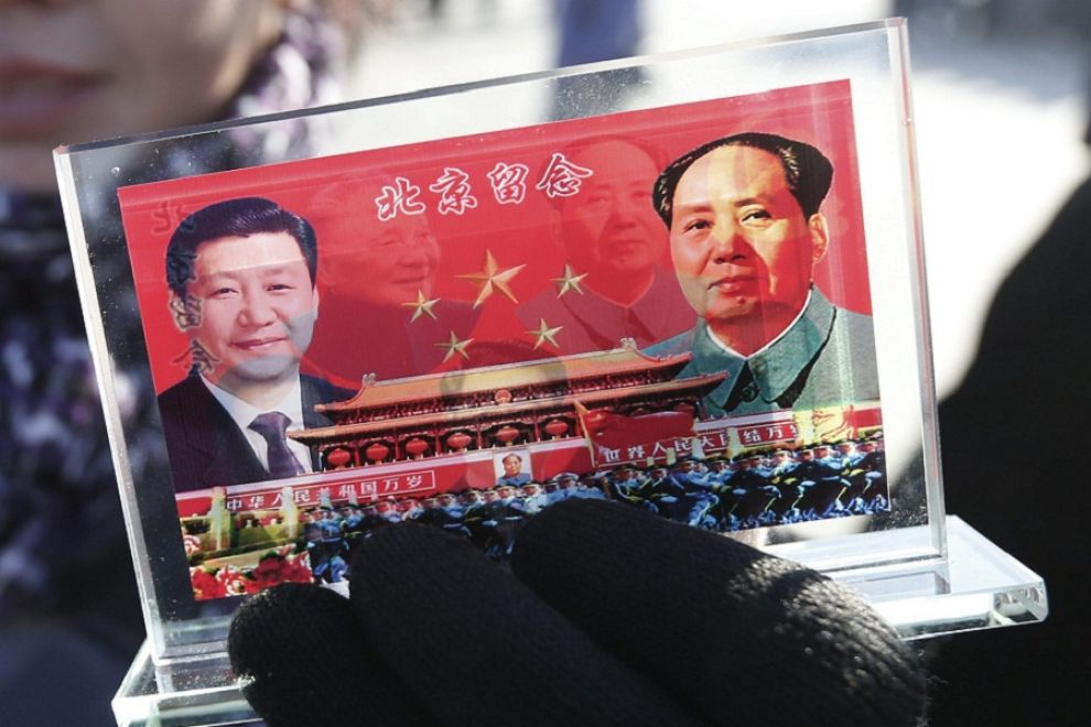 a fictional interview of mao zedong a chinese communist dictator From president to china's new dictator buying a souvenir of president xi in beijing in the run-up to the communist party china mao zedong asia.