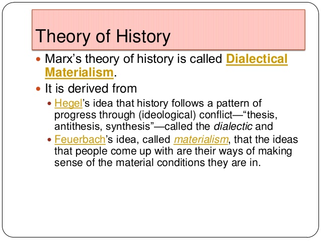 Dialectical Materialism : Is It Obsolete In The 21st ...